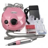 Аппарат для маникюра и педикюра Nail Drill ZS 601 розовый
