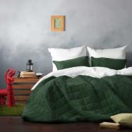 Покрывало на кровать Софт (Латур) 250Х270 изумрудный