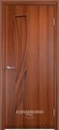 Распродажа. Дверь ламинированная С-2 (г) итальянский орех.