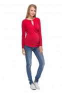 """Блуза """"Злата"""" для беременных и кормящих, скидка"""