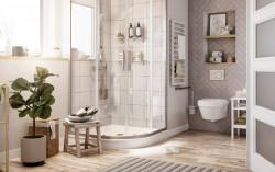 Дизайн-решение для ванной комнаты - бесплатно и дистанционно.