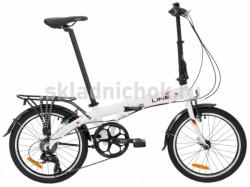 Складной велосипед FoldX Line White, скидка 14%