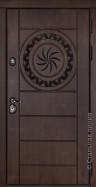 Дверь металлическая заказная 122АР1, скидка 30 %
