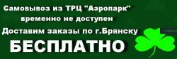 Бесплатная доставка по Брянску