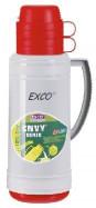 Термос EXCO со стеклянной колбой, скидка
