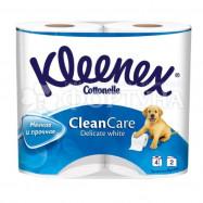 Туалетная бумага Kleenex 4 шт. Экономия: 25%