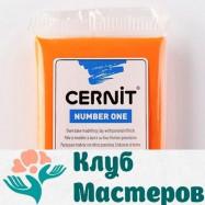 Полимерная глина CERNIT N1, оранжевый, скидка 37%