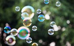 Новинка! Жидкая основа для мыльных пузырей