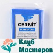 Полимерная глина CERNIT N1, голубой, скидка 37%