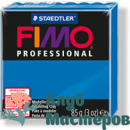 FIMO professional, чисто-синий, скидка 25%