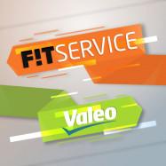 FIT SERVICE теперь официально сотрудничает с Valeo!
