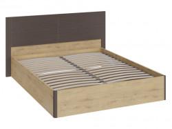 Кровать Николь с ПМ Бунратти, коричневый, скидка 45%