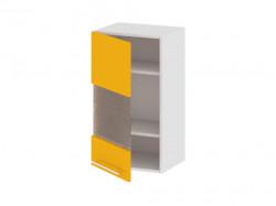 Шкаф навесной со стеклом левый, скидка: 33%