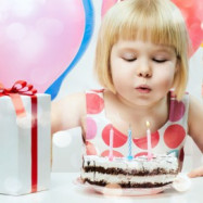 В День Рождения ребенка дарим 3% скидку