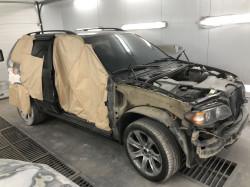 Акция на покраску и кузовной ремонт