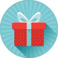 Акция «Подарок за отзыв»