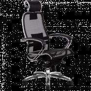 SAMURAI S-2 Эргономичное кресло с 3D подголовником