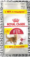 АКЦИЯ/ROYAL CANIN/0,4 +0,16/FIT 32 /д/кошек взрослых