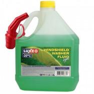 Жидкость стеклоомывающая зимняя LUXOIL-20 4л