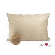 Подушка Peach из Верблюжьей Шерсти Средняя (50х70)