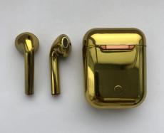 Беспроводные наушники TWS V31 (золотые)