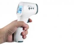 Бесконтактный термометр QQZM TF-600