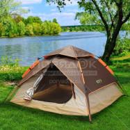 Палатка 3-местная Green Days  с москитной сеткой
