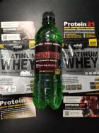 При покупке двух порций протеина - 500 мл Л-карнитина в подарок!