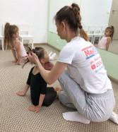 2-й поток танцевально-спортивного лагеря «Юные следопыты»
