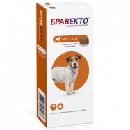 -10% на Бравекто таблетки от блох и клещей для собак 4,5-10 кг 1 таб