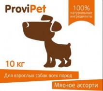 Обновленная линейка кормов ProviPet
