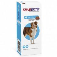 -10% на Бравекто таблетки от блох и клещей для собак 20-40 кг 1 таб.