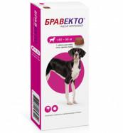 -10% на Бравекто таблетки от блох и клещей для собак 40-56 кг 1 таб.