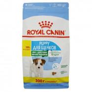 Royal Canin MINI PUPPY для щенков 500+300 г в подарок