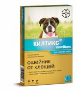 -10% на Килтикс ошейник от блох и клещей для средних собак 53 см