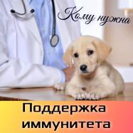 Поддержите иммунитет питомцам