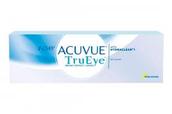 Линзы 1-Day Acuvue Tru Eye (30), спецпредложение
