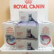 Royal Canin — в подарок!