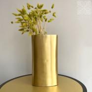 -30% на Light&Living Calha Металлическая ваза, 18,5х5х36 см