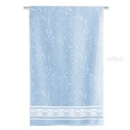 Полотенце махровое Aquarelle Fluid lace, скидка 130 руб