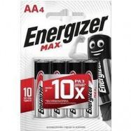 Э/п ENERGIZER LR6 MAX BL4 25.50 руб вместо 32.75 руб