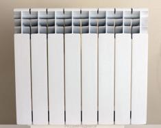 Спеццена! Радиатор биметаллический Корвет 10 секций