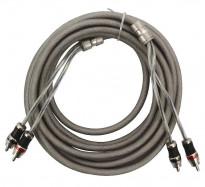 -17% на Межблочный кабель KICX RCA-02 PRO (4.9m)