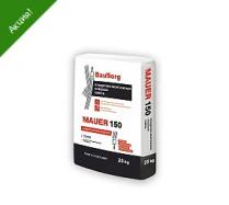 АКЦИЯ Кладочная смесь 150 Mauer (клей цементный для газоблока) 25кг /BAUBORG
