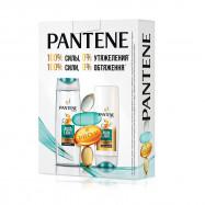 Промонабор: шампунь+ бальзам-ополаскиватель PANTENE