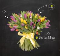Акция на тюльпаны!!!