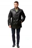 Скидка 60% на Куртку кожа 1206, черный