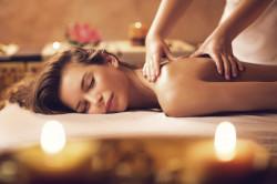 Акции на массаж