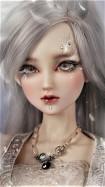 Коллекционная шарнирная кукла