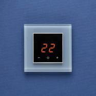 AURA ORTO 7000 BLUE SHADOW - сенсорный терморегулятор